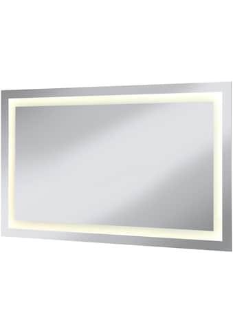 WELLTIME Badspiegel »Miami«, LED - Spiegel, 120 x 70 cm kaufen