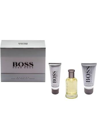 Boss Duft-Set »Bottled«, (3 tlg.) kaufen