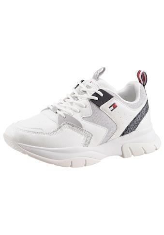 Tommy Hilfiger Sneaker, mit Glitzer kaufen