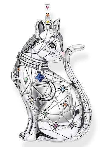 THOMAS SABO Kettenanhänger »Katze Sternenbild, PE857 - 340 - 7« kaufen