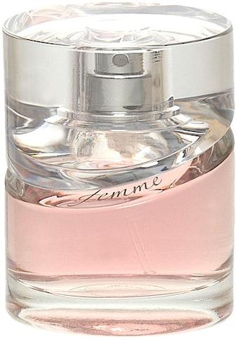 Boss Eau de Parfum »Femme« kaufen
