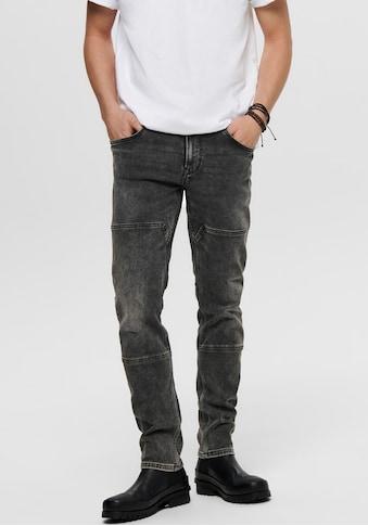 ONLY & SONS Slim-fit-Jeans »LOOM SLIM ZIP« kaufen
