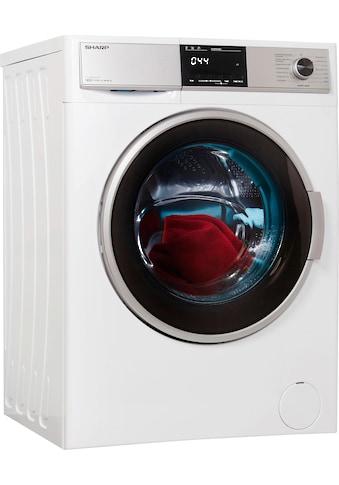 Sharp Waschtrockner ES - HDB8147W0 - DE, 8 kg / 6 kg, 1400 U/Min kaufen