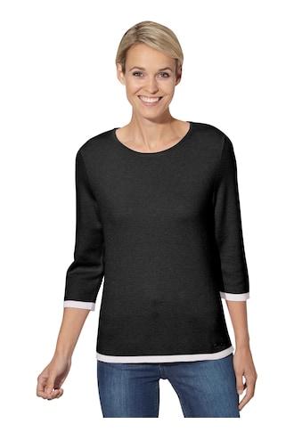 Casual Looks Jacquardpullover »Jacquard-Pullover« kaufen