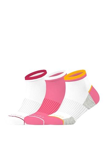 Esprit Sneakersocken »Sport Rib 3-Pack«, (3 Paar), in hochwertiger Rippstruktur kaufen
