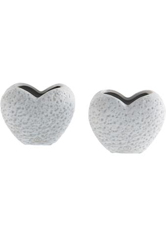 Fabriano Pflanzschale »Herzkübel Coletta« (Set, 2 Stück) kaufen