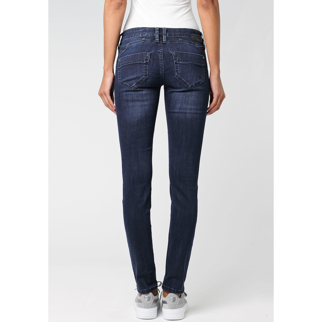 GANG Skinny-fit-Jeans »Nena«, mit Stretch