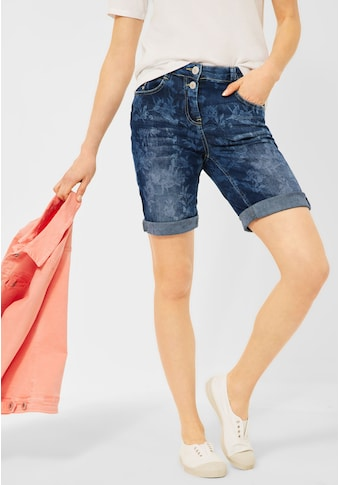 Cecil Jeansshorts, 5-Pockets Style kaufen