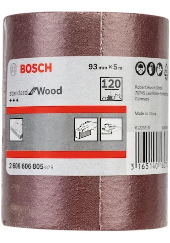 BOSCH Schleifaufsatz »Schleifrolle C410 (Körnung 120)« kaufen