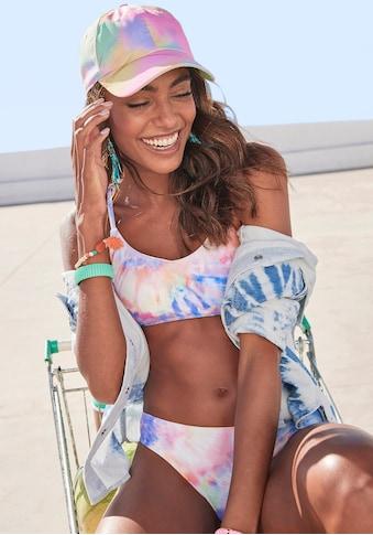 KangaROOS Bustier-Bikini, im Batik-Design kaufen