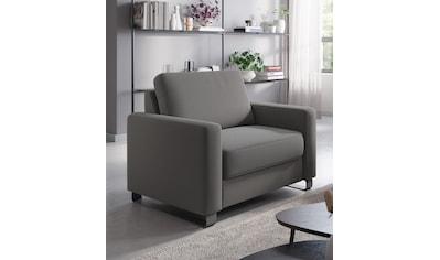 sit&more Sessel, mit komfortabler Federkernpolsterung kaufen