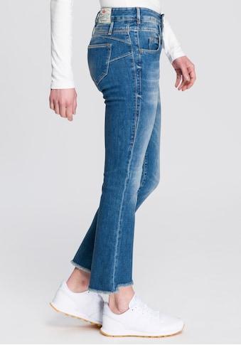 Herrlicher 7/8-Jeans »BABY CROPPED«, mit leichtem Push-Up-Effekt kaufen