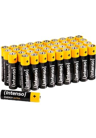 Intenso Batterie »Energy Ultra AAA LR03«, (40 St.) kaufen