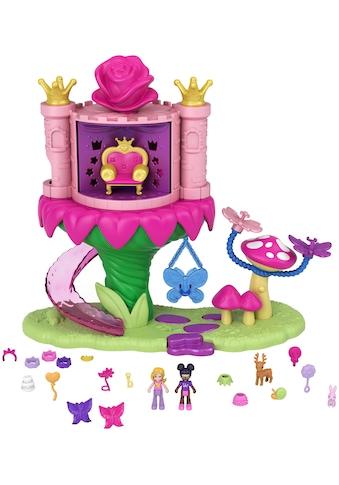 Mattel® Spielwelt »Polly Pocket, Regenbogen-Einhornspaß Feenflug« kaufen