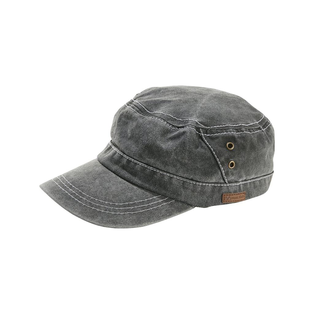 Jan Vanderstorm Army Cap »BODE«, leichte Used Optik