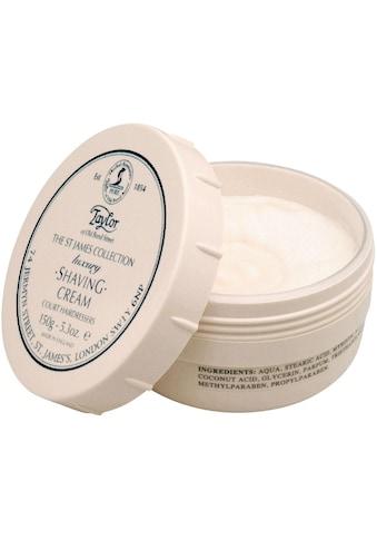 Taylor of Old Bond Street Rasiercreme »Shaving Cream St James Lux- Collection« kaufen