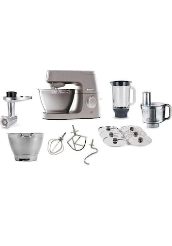 KENWOOD Küchenmaschine »Chef Elite KVC5401S«, 1200 W, 4,6 l Schüssel, 3tlg.... kaufen