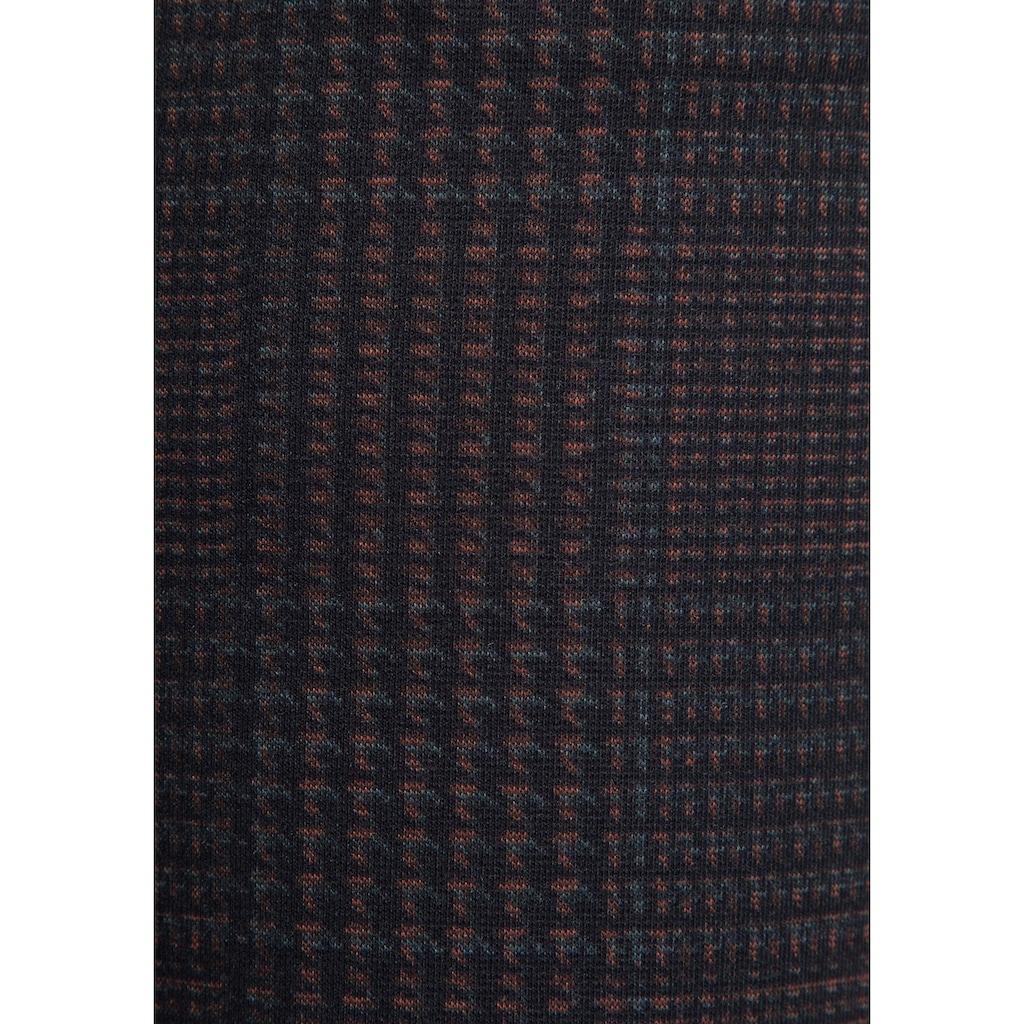 MAC Schlupfhose »Easy Smart«, Angesetztes, elastisches Strickbündchen im Rücken