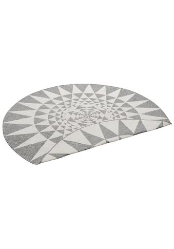 my home Teppich »Bela«, rund, 5 mm Höhe, Sisal-Optik, In- und Outdoor geeignet,... kaufen
