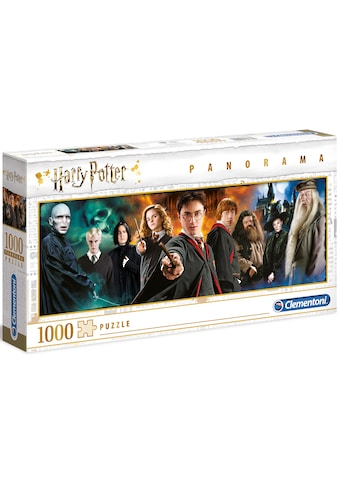 Clementoni® Puzzle »Panorama Harry Potter«, Made in Europe kaufen