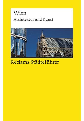 Buch »Reclams Städteführer Wien / Hildegard Kretschmer« kaufen