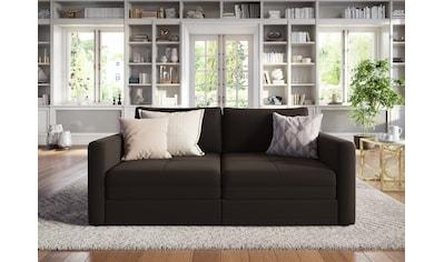 sit&more 2-Sitzer, wahlweise mit Bettfunktion kaufen