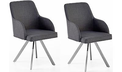 MCA furniture Esszimmerstuhl »Elara C«, drehbar 180° mit Nivellierung, Belastbar bis... kaufen