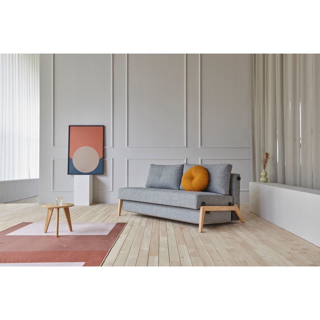 INNOVATION LIVING ™ Schlafsofa »Cubed 140 Eiche 565«