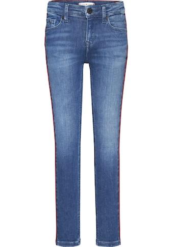TOMMY HILFIGER Stretch - Jeans »NORA SUPER SKINNY  -  MOCBMSTR« kaufen