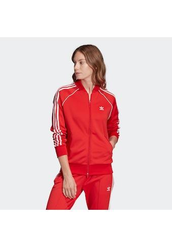adidas Originals Trainingsjacke »SUPERSTAR TRACK JACKET« kaufen