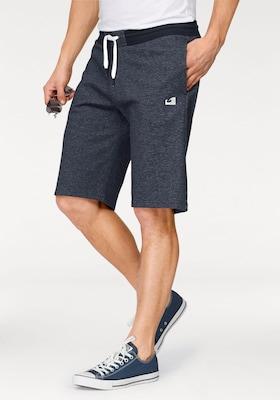 nachhaltig produzierte kurze Herren Hose