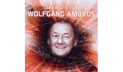 Musik-CD »BESTE VON, DAS / Ambros,Wolfgang« kaufen