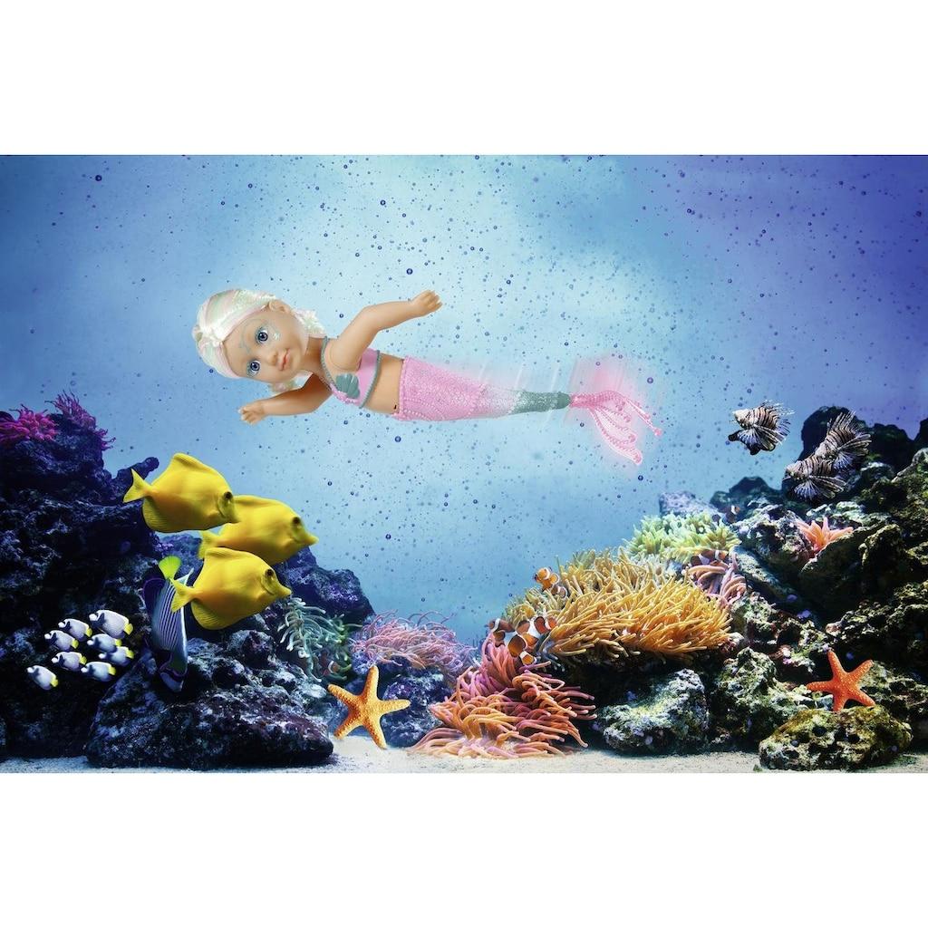 Baby Born Meerjungfrauenpuppe »Little Sister Meerjungfrau«