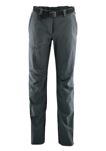 Maier Sports Funktionshose »Inara slim«, Schmal geschnitte Outdoorhose aus bi-elastischem Material kaufen