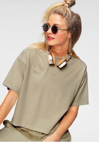 Reebok Classic T-Shirt »CL RBK ND CROPPED T« kaufen