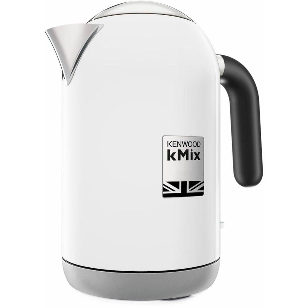 KENWOOD Wasserkocher »ZJX740WH«, 1,7 l, 2200 W