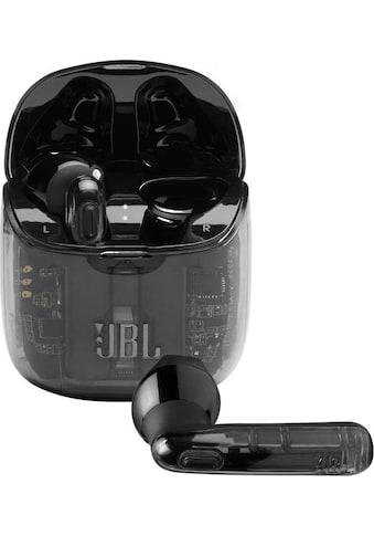 JBL wireless In-Ear-Kopfhörer »TUNE 225 TWS«, AVRCP Bluetooth-Bluetooth, True Wireless-Sprachsteuerung-Freisprechfunktion, Ghost-Edition kaufen