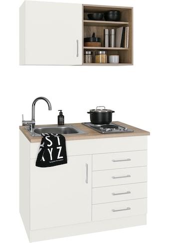 HELD MÖBEL Küchenzeile »Mali«, mit E-Geräten, Breite 100 cm kaufen