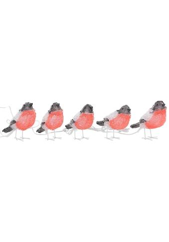 KONSTSMIDE LED - Lichterkette »Rotkehlchen« kaufen