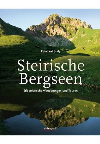 Buch »Steirische Bergseen / Reinhard Sudy« kaufen