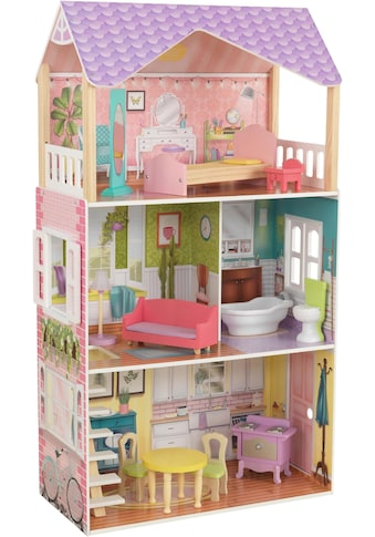 KidKraft® Puppenhaus »Poppy Puppenhaus«, inklusive Möbel kaufen