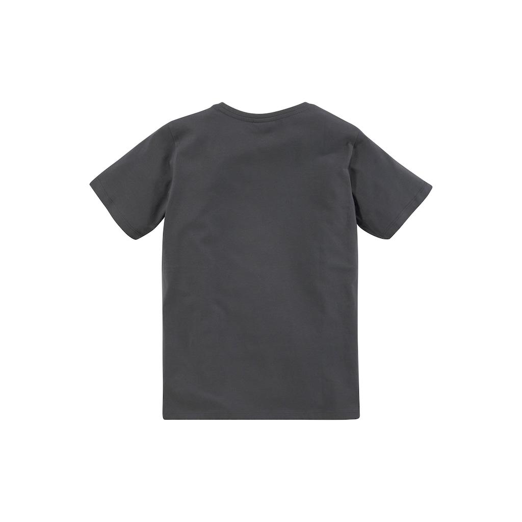 KIDSWORLD T-Shirt »MONTAG - KEIN KOMMENTAR«