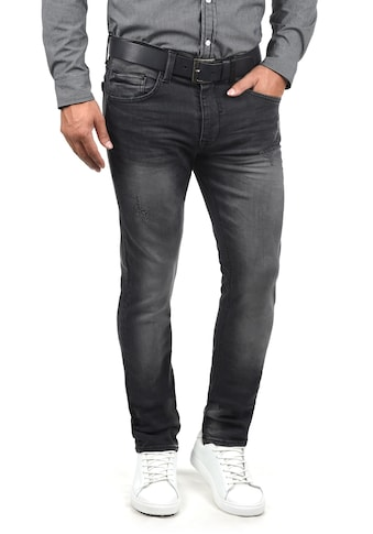 Blend 5-Pocket-Jeans »Husao«, Denim Hose in verwaschener Optik kaufen
