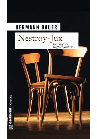 Buch »Nestroy-Jux / Hermann Bauer« kaufen
