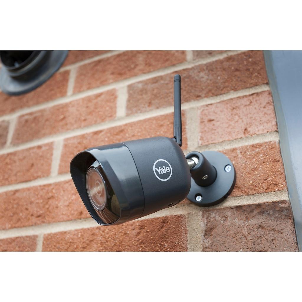 Yale Überwachungskamera »Smart Living WiFi Outdoor Kame«, Außenbereich-Innenbereich