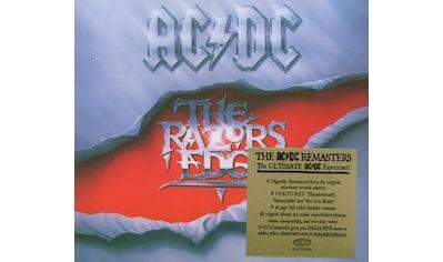 Musik-CD »THE RAZOR'S EDGE / AC/DC« kaufen