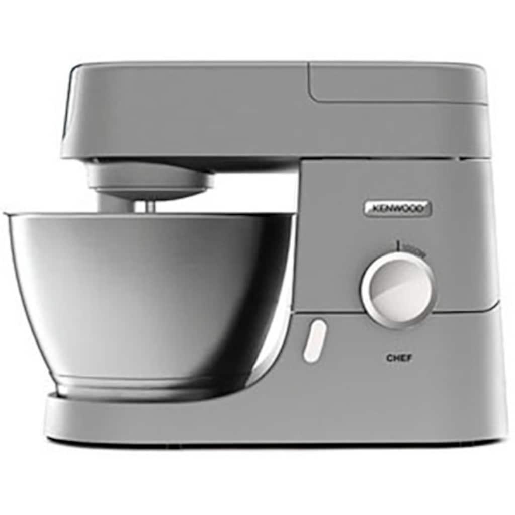 KENWOOD Küchenmaschinenschüssel »Chef Edelstahl-Rührschüssel KAT300SS«, Geeignet für alle Chef Küchenmaschinen der KVC3000 Serie