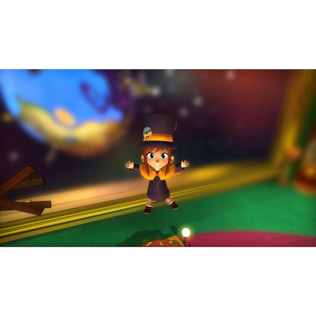 Humble Bundle Spiel »A Hat in Time«, Nintendo Switch