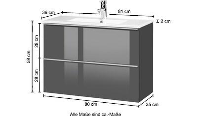 CYGNUS BATH Waschtisch, »Malaga 800« kaufen