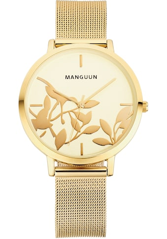 MANGUUN Quarzuhr »MULA-91317-60M« kaufen